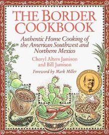 Picture of The Border Cookbook by Cheryl Alters Jamison and Bill Jamison - Item No. 50016