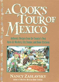 Picture of A Cook's Tour of Mexico by Nancy Zaslavsky - Item No. 50017