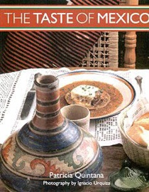 Picture of The Taste of Mexico by Patricia Quintana - Item No. 50022