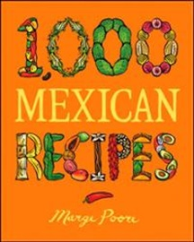 Picture of 1,000 Mexican Recipes by Marge Poore - Item No. 50038