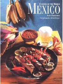 Picture of Cuisines of the World: Mexico by Julia Fernandez - Item No. 50039