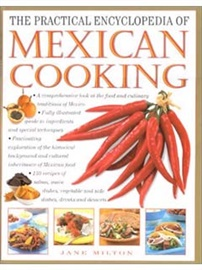 Picture of The Practical Encyclopedia of Mexican Cooking by Jane Milton- Item No.50041