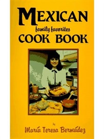 Picture of Mexican Family Favorites Cook Book (Cookbooks and Restaurant Guides) - Item No. 50043