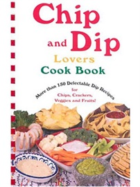 Picture of Chip and Dip Lovers Cook Book by Susan K. Bollin- Item No.50047