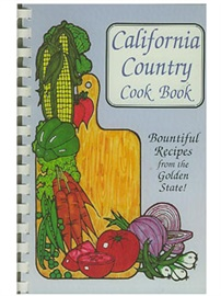 Picture of California Country Cook Book- Item No.50050
