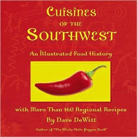Picture of Cuisines of the Southwest by Dave DeWitt- Item No.50060