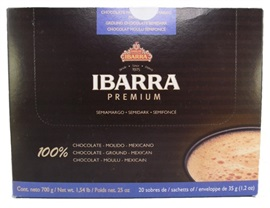 Picture of Ibarra Premium Semi Dark Mexican Chocolate - Item No. 501014-301006