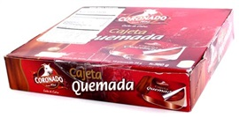 Picture of Coronado Cajeta Quemada Individual Portions 12.7 oz 18 pieces - Item No. 501030-403319