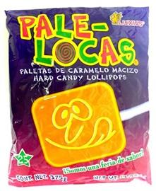 Picture of Pale-locas Hard Candy Lollipops (13.23 oz) 25 pieces- Item No.501128-000116