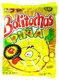 Picture of Bolitochas Pi�a (19.04 oz.) 60 pieces - Item No. 502225-962574