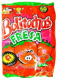 Picture of Bolitochas Fresa (19.04 oz.) 60 pieces - Item No. 502225-962598