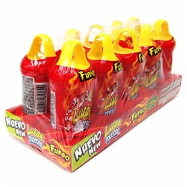 Picture of Lucas Muecas Fuego Chamoy 10 Ct - Item No. 502226-813615