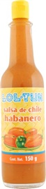 Picture of Lol Tun Orange Habanero Hot Sauce 5 oz - Item No. 503000-208757