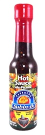Picture of Subin-Ik Red Habanero Hot Sauce - Item No. 503012-873028