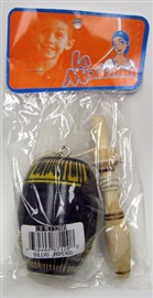 """Picture of Mexican Balero  5"""" x 3""""- Item No.50409-87120"""