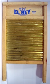 Picture of Lavadero de Lamina - Grande / Washboard Large- Item No.50409-87190