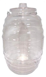 Picture of Aguas Frescas Vitrolero de plastico / Plastic Water container 5.25 gal - 20 lts. - Item No. 50409-87319