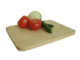 Picture of Wood Cutting Board (Tabla de Madera) 1 unit - Item No. 50409-87374