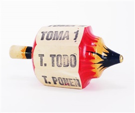 Picture of Pirinola Toma Todo Chico 1 unit - Item No. 50409-87420