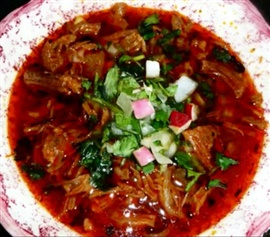 Picture of Birria - Mexican Birria Recipe from Mexico - Item No. 511-birria