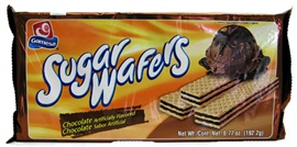 Picture of Gamesa Chocolate Sugar Wafers 6.77 oz (Pack of 3) - Item No. 5126