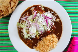 Picture of Mole de Olla Authentic Mexican Recipe - Item No. 517-mole-de-olla