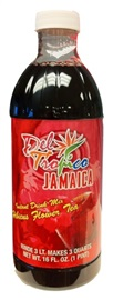 Picture of Jamaica - Hibiscus Flower Drink Mix by Del Tropico 16 FL OZ - Item No. 51837-00004