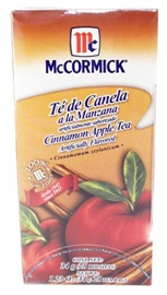 Picture of McCormick Cinnamon Apple Tea 1.23 oz - Item No. 52100-737171