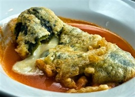 Picture of How to Make Chiles Rellenos Recipe and Video at MexGrocer.com - Item No. 534-killer-chiles-rellenos