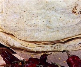 Picture of How to Make Tortillas de Harina - Flour Tortillas Mexican Recipe - Item No. 535-tortillas-de-harina