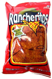 Picture of Rancheritos - Mexican Style Corn Chips Snack 7 5/8 oz (Pack of 3) - Item No. 5395
