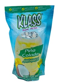 Picture of KLASS LISTO Pi�a Colada Drink Mix 14.1 oz - Item No. 54177-24358