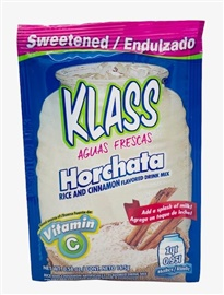 Picture of Klass Sweetened Horchata Mix (Pack of 3) - Item No. 54177-50164