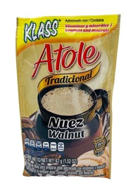 Picture of Klass Atole Walnut flavor (Pack of 3) - Item No. 54177-83079