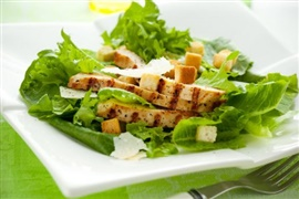 Picture of Chicken Salad - Ensalada de Pollo Mexican Salad Recipe - Item No. 553-chicken-salad-ensalada-de-pollo