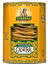 Picture of Charras Tostada Casera 8.5 oz- Item No.56702-13280