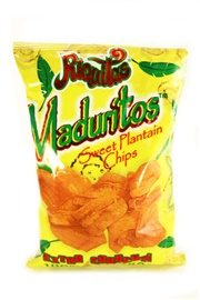 Picture of Platanitos Sweet Plantain Chips Maduritos 3.5 oz Pack of 3- Item No.56869-10152