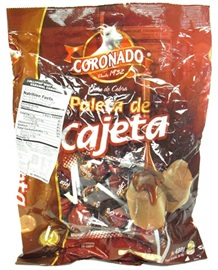 Picture of Coronado Paleta de Cajeta 40 count- Item No.57528-00018