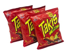 Picture of Takis Nitro Habanero & Lime by Barcel 4 oz - Item No. 57528-00311