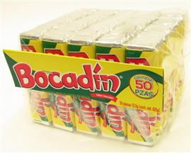 Picture of Bocadin Chocolates 50 count- Item No.5768