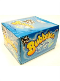 Picture of Adams Bubbaloo Bubble Gum Mint 50 pieces (Menta) - Item No. 5772