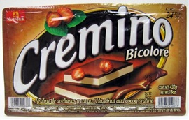Picture of Cremino Bicolore - Creminos de Chocolate Nutresa 24 units - Item No. 5790