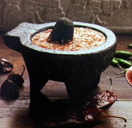 Picture of Salsa Mexicana Recipe from Mexico - Item No. 584-salsa-mexicana