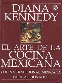 Picture of El Arte de la Cocina Mexicana by Diana Kennedy - Item No. 60002