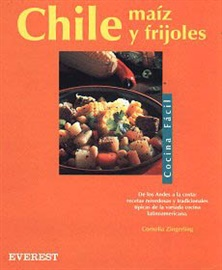 Picture of Chile Maiz y Frijoles by Cornelia Zingerling - Item No. 60011