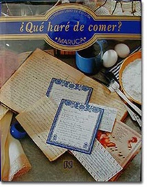 Picture of Que Hare de Comer by Maruca Arias de Noriega - Item No. 60025