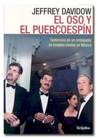 Picture of El Oso y El Puercoespin by Jeffrey Davidow - Item No. 60056