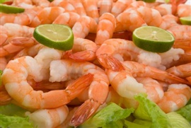 Picture of Green Lime Style Shrimps Mexican Recipe - Item No. 607-green-lime-style-shrimps