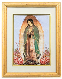 Picture of Our Lady of Guadalupe Framed Print - Item No. 61025
