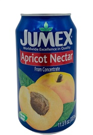 Picture of Apricot Nectar by Jumex (Pack of 6) 11.3 FL OZ- Item No.6211
